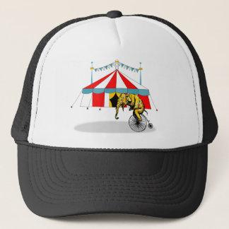 Circus Memorabilia In Memory of Circus Elephants Trucker Hat