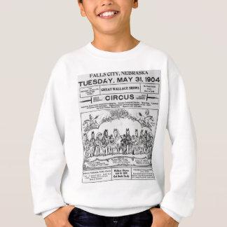 circus nebraska Circus Sweatshirt