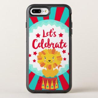 circus OtterBox symmetry iPhone 8 plus/7 plus case