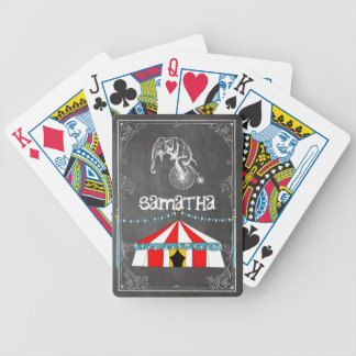 Circus Party Gifts Bicycle Playing Cards