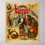 Circus! - Theatre Poster #1