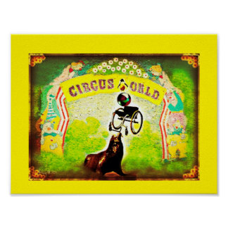 """Circus World"" Poster"
