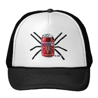 CIRO ARROYO VICENTE, COMO DRCHOS SPIDER  CUSTOMIZA MESH HATS