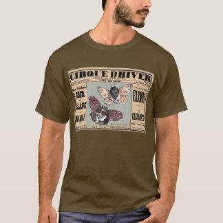 Cirque D'Hiver - Les Papillons Noir Et Blanc T-Shirt