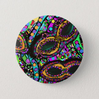 Cirque du Art 6 Cm Round Badge