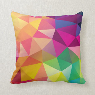 "Cirque inspired Pillow, Throw Pillow 16"" x 16"""