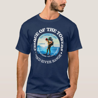 Cirque of the Towers (Hiker C) T-Shirt