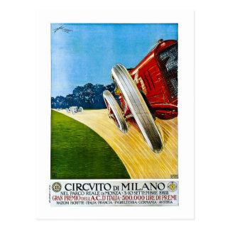 Cirvito De Milano 1922 Postcard