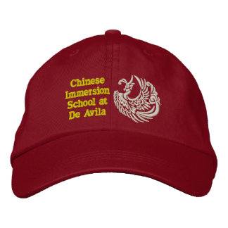 CIS Adult Baseball Cap - Red
