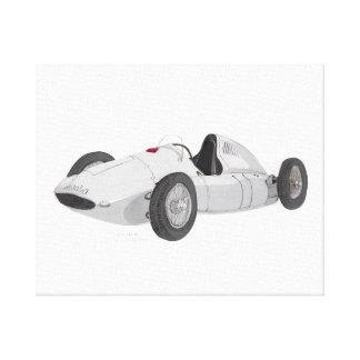 Cisitalia GP Racer Canvas Print