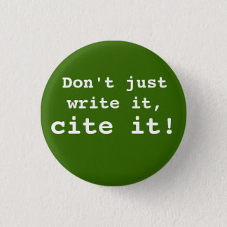 cite it! Button