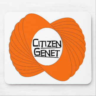 Citizen Genet Mousepad