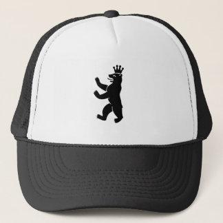 Citizen of Berlin bear Trucker Hat