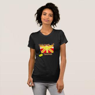 Citizen of Heaven T-shirt (Philippians 3:20)