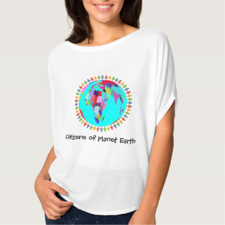 Citizens of Planet Earth Creative T-Shirt