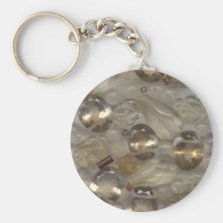 Citrine Gems Key Chains
