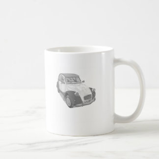 Citroen 2CV6 Charleston Coffee Mug