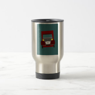 Citroen 2CV Travel Mug