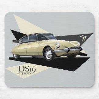 Citroen DS19 Mouse Mat
