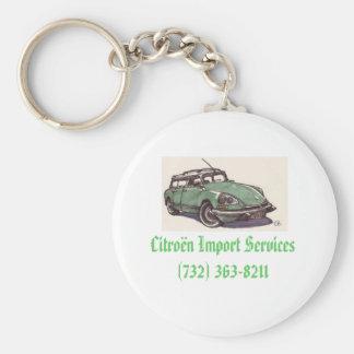 citroen_ds, Citron Import Services(732) 363-8211 Key Ring