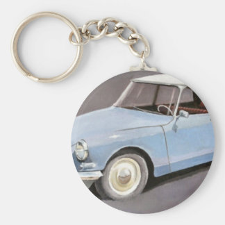 Citroen DS Key Ring