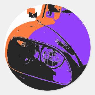 Citroen DS Sticker