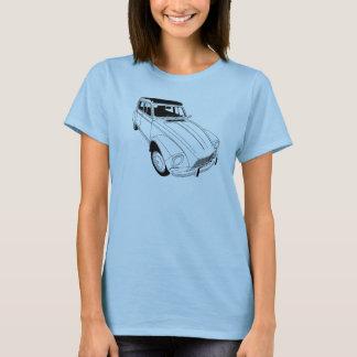 Citroen Dyane T-shirt