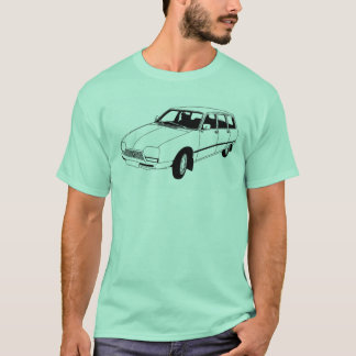 Citroen GS Estate T-Shirt