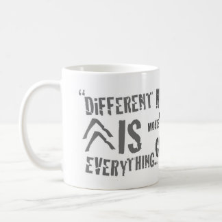Citroen Quoted car mug
