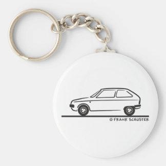 Citroën Visa Citroen Visa Key Ring