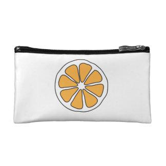 Citrus Makeup Bags