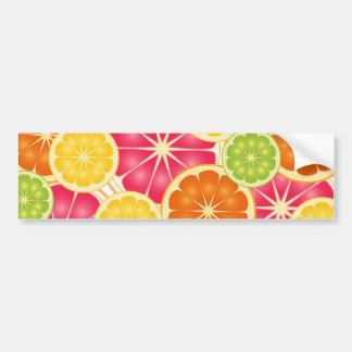Citrus Bumper Sticker