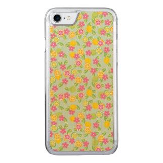 Citrus Carved iPhone 7 Case