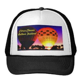 Citrus Classic Balloon Festival Hat