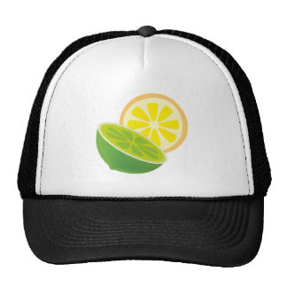 Citrus fruits citrus fruits trucker hat