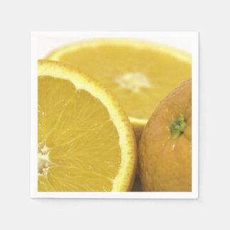 Citrus Fruits Disposable Serviette
