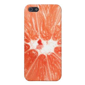 Citrus, Grapefruit iPhone 5/5S Covers