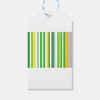citrus LIMON lines Gift Tags