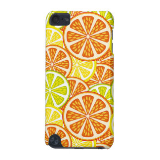 Citrus pattern iPod touch 5G cases