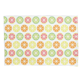 Citrus Pattern Pillowcase
