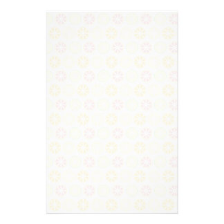 Citrus Pattern Stationery