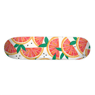 Citrus Surprise Skateboard