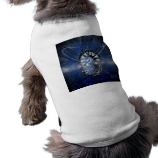 city-628648 SCIENCE-FICTION FANTASY WARPED TIME CL Sleeveless Dog Shirt