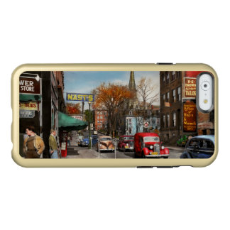 City - Amsterdam NY - Downtown Amsterdam 1941 Incipio Feather® Shine iPhone 6 Case