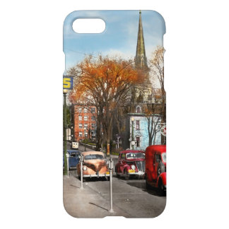 City - Amsterdam NY - Downtown Amsterdam 1941 iPhone 8/7 Case