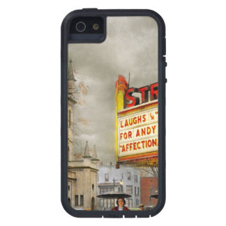 City - Amsterdam NY - Life begins 1941 iPhone 5 Cover