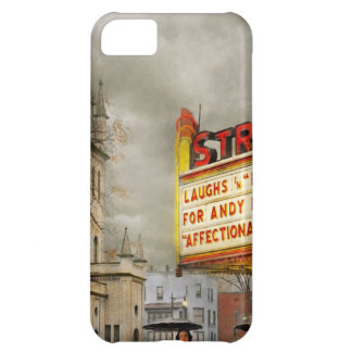 City - Amsterdam NY - Life begins 1941 iPhone 5C Case