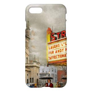City - Amsterdam NY - Life begins 1941 iPhone 7 Case