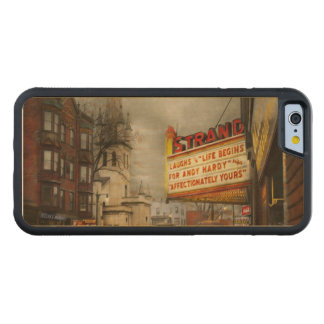 City - Amsterdam NY - Life begins 1941 Maple iPhone 6 Bumper Case
