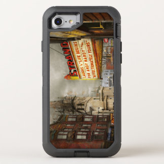 City - Amsterdam NY - Life begins 1941 OtterBox Defender iPhone 8/7 Case